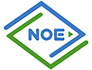 NOE Office Equipment Logo