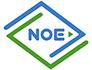 NOE Office Equipment Logo